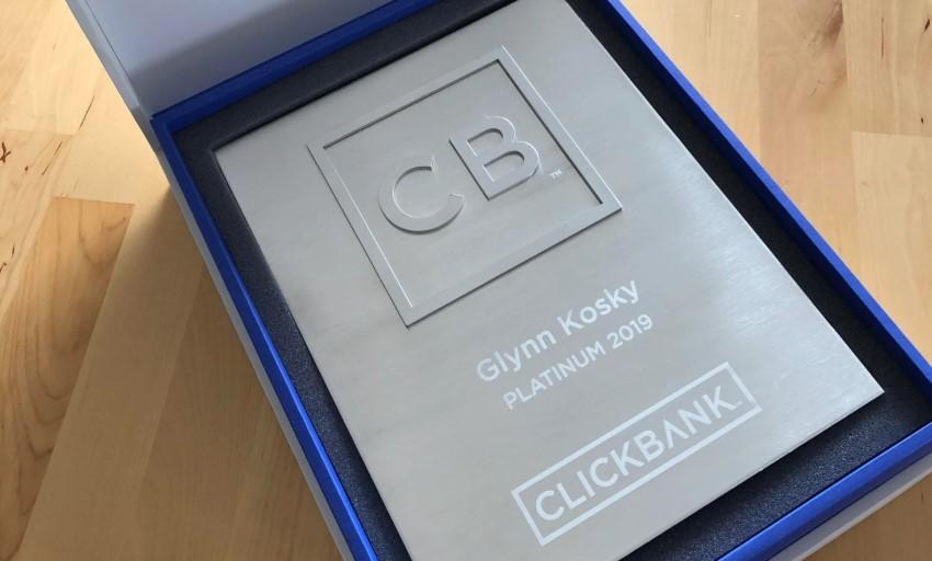 Glynn Kosky CB Platinum