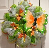 """Butterflies in the Garden"""