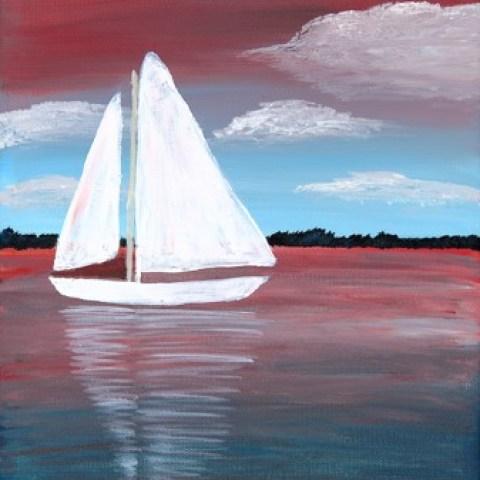 Patriotic Sail