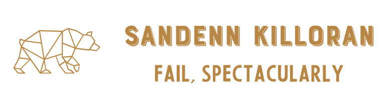 Failing Spectacularly: A New Adventure