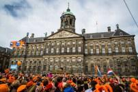 balcony scene for the Dutch