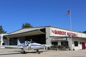 Sanders Aviation Aircraft