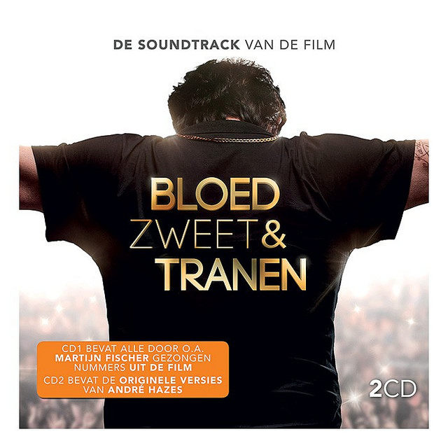 André Hazes - Bloed, Zweet en Tranen