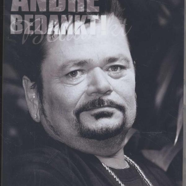 Various Artists – André bedankt (DVD)