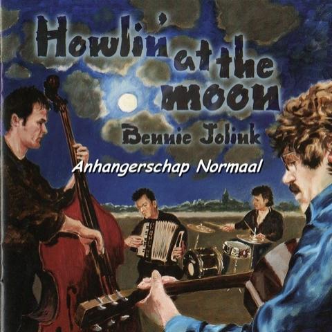 Bennie Jolink - Howlin at the moon