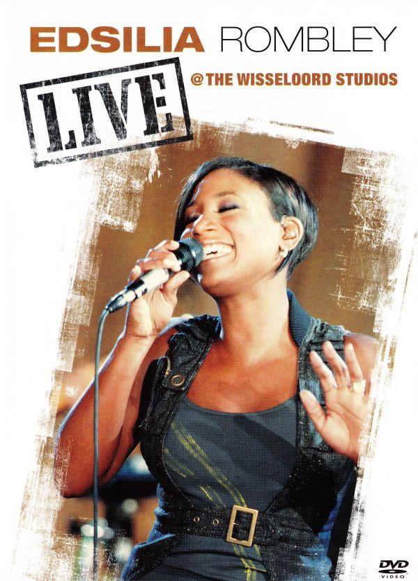 Edsilia Rombley - Live @ The Wisseloord Studios