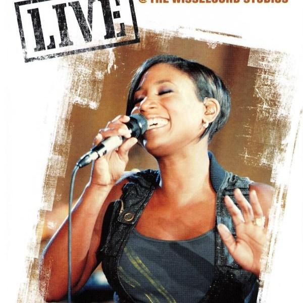 Edsilia Rombley – Live @ The Wisseloord Studios (DVD)