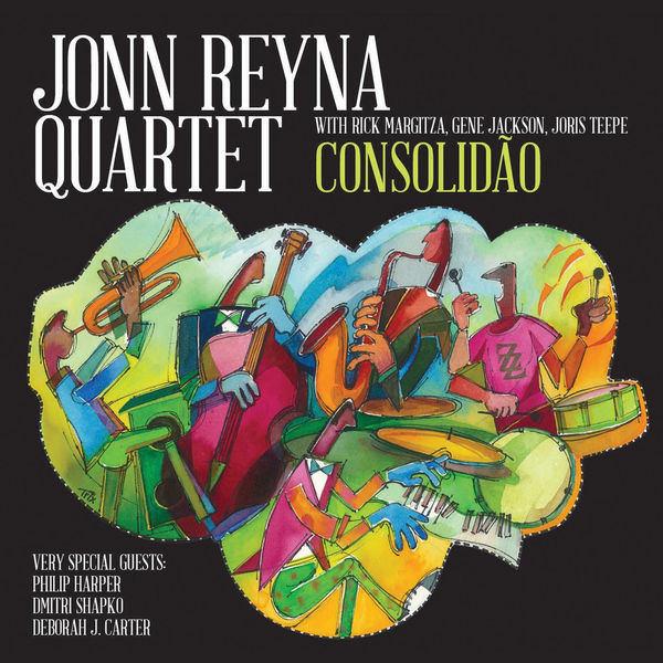 Jonn Reyna Quartet - Consolidao