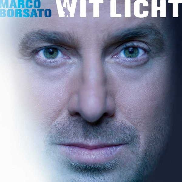 Marco Borsato wit licht