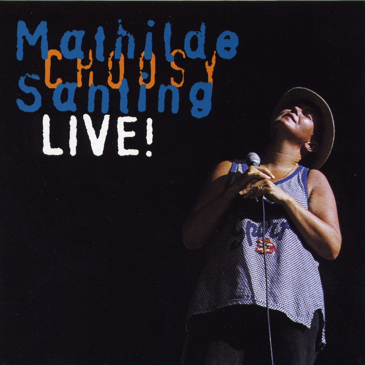 Mathilde Santing - Choosy