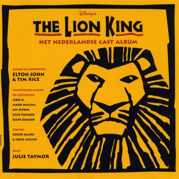 Originele cast 2004 – Lion King