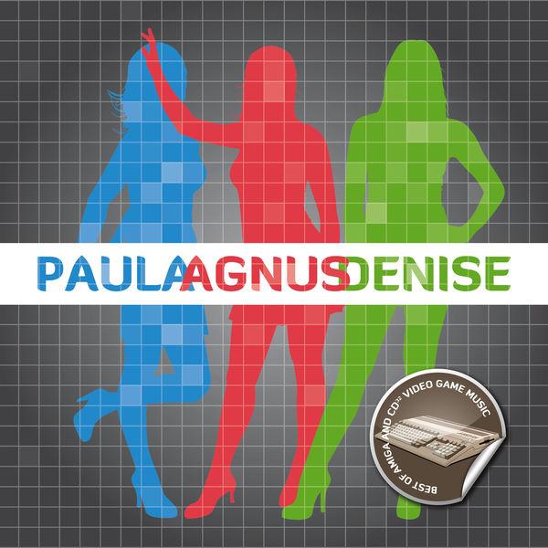 Paula Agnus Denise – Best Of Amiga And CD32 Video Game Music