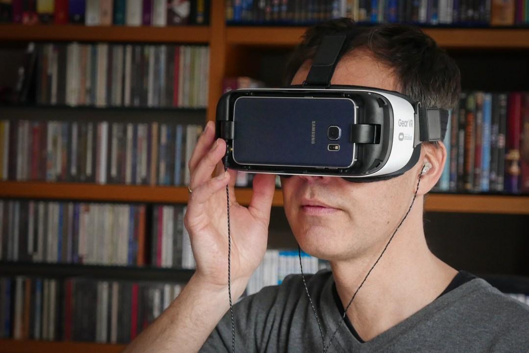 Samsung Gear VR-6580662