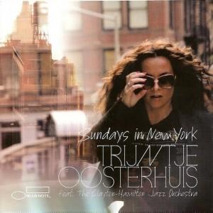 Trijntje Oosterhuis - Sundays in New York