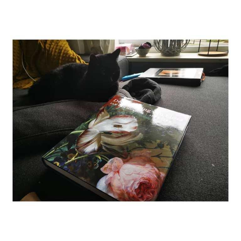 Inspiratiebron de bloemenschilderijen van de oude meesters