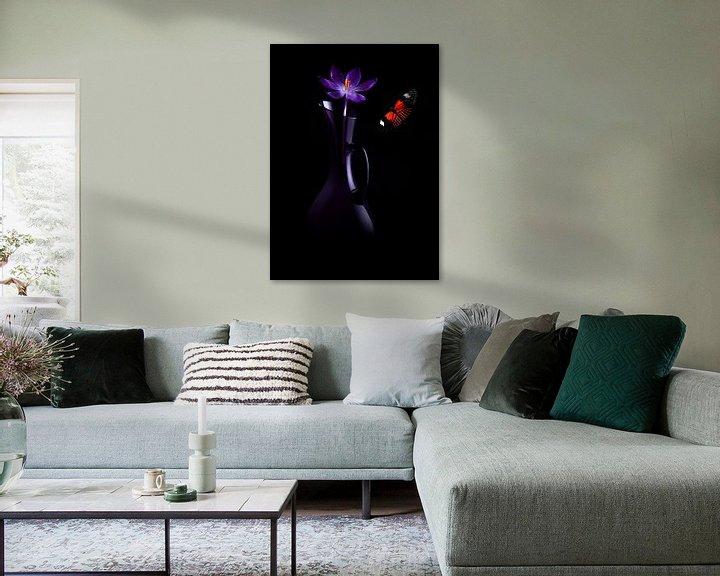 Royal Flora Purple