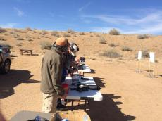 Getting the students ready for range qualification