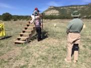 400-yard rifle shots - 2016 3-Gun University