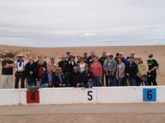 Another happy concealed carry class, including Texas Tiger, world champ