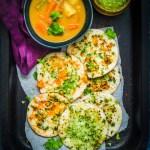 Onion Uttapam – South Indian breakfast Recipe