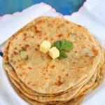 Aloo Paratha (Potato Stuffed Flatbread )