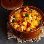 Easy Indian Cauliflower Curry | Dry Gobi Sabzi