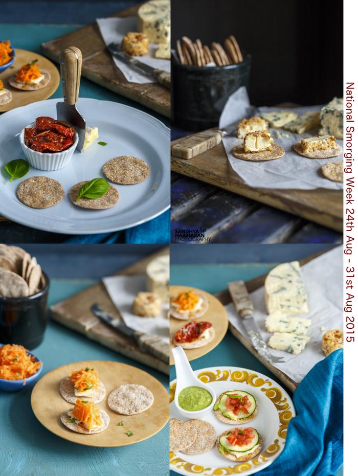 Smorging with Castello Cheese