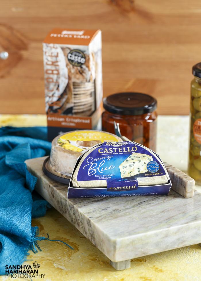Cheese Selection - Castello Cheese