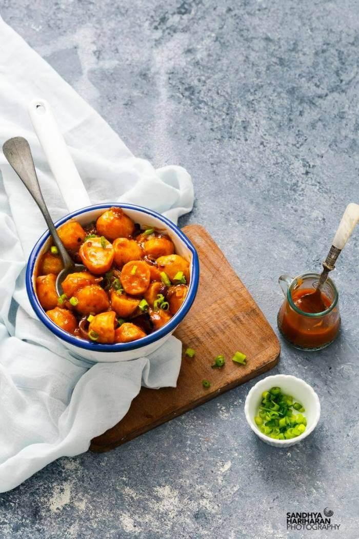 Schezwan-Chilli-Potatoes