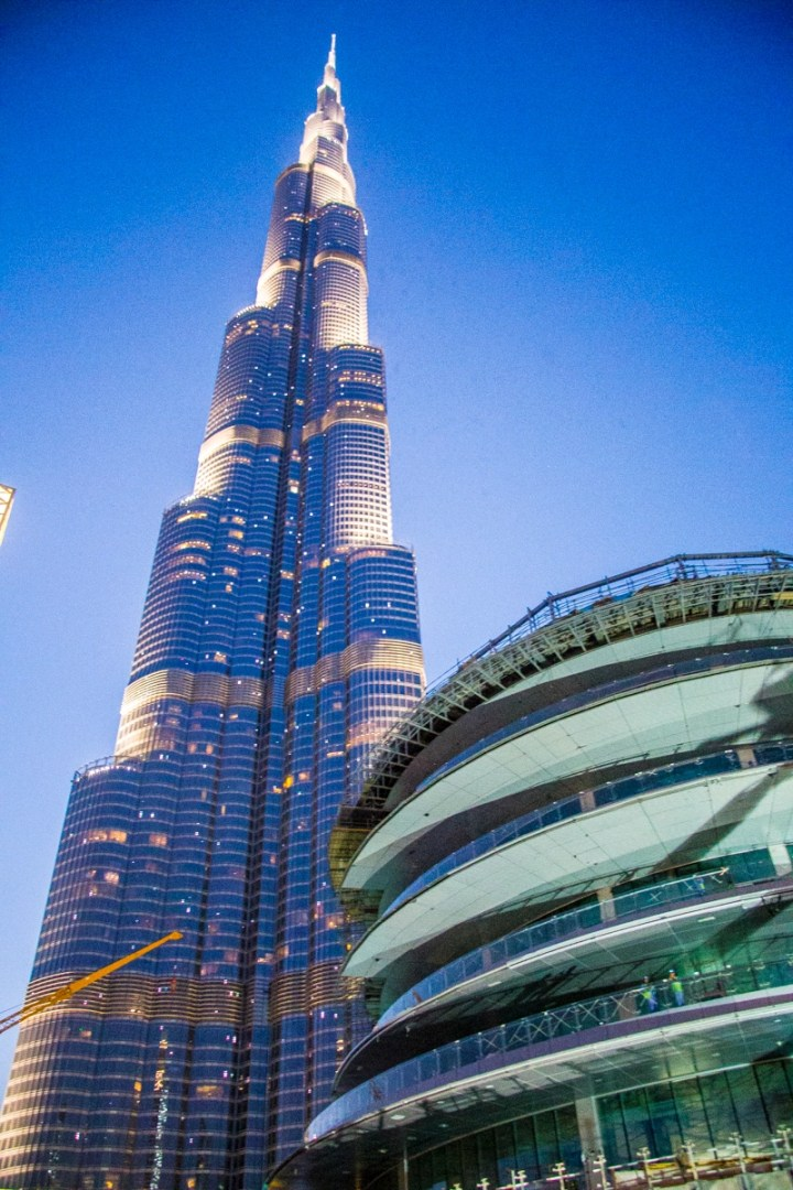 Burj Khalifa   Top 8 Things to do in and around Dubai