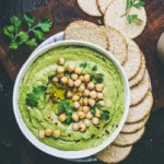 Easy Avocado Hummus Recipe