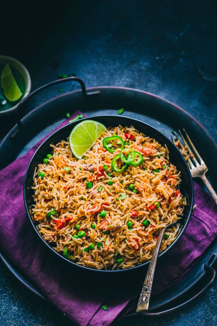 instant pot mexican rice recipe image