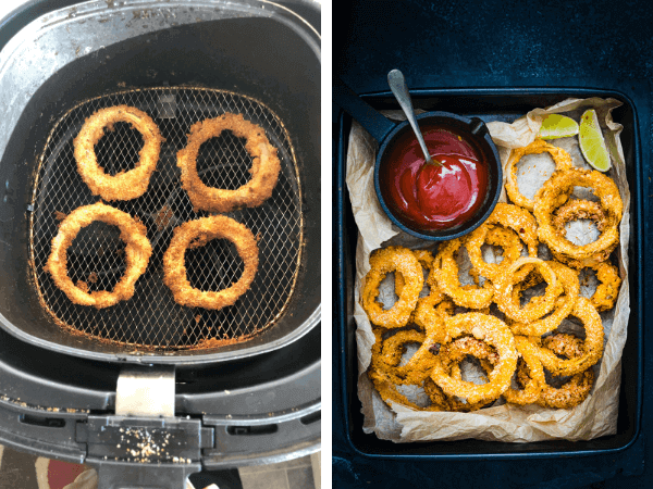 airfryer onion rings
