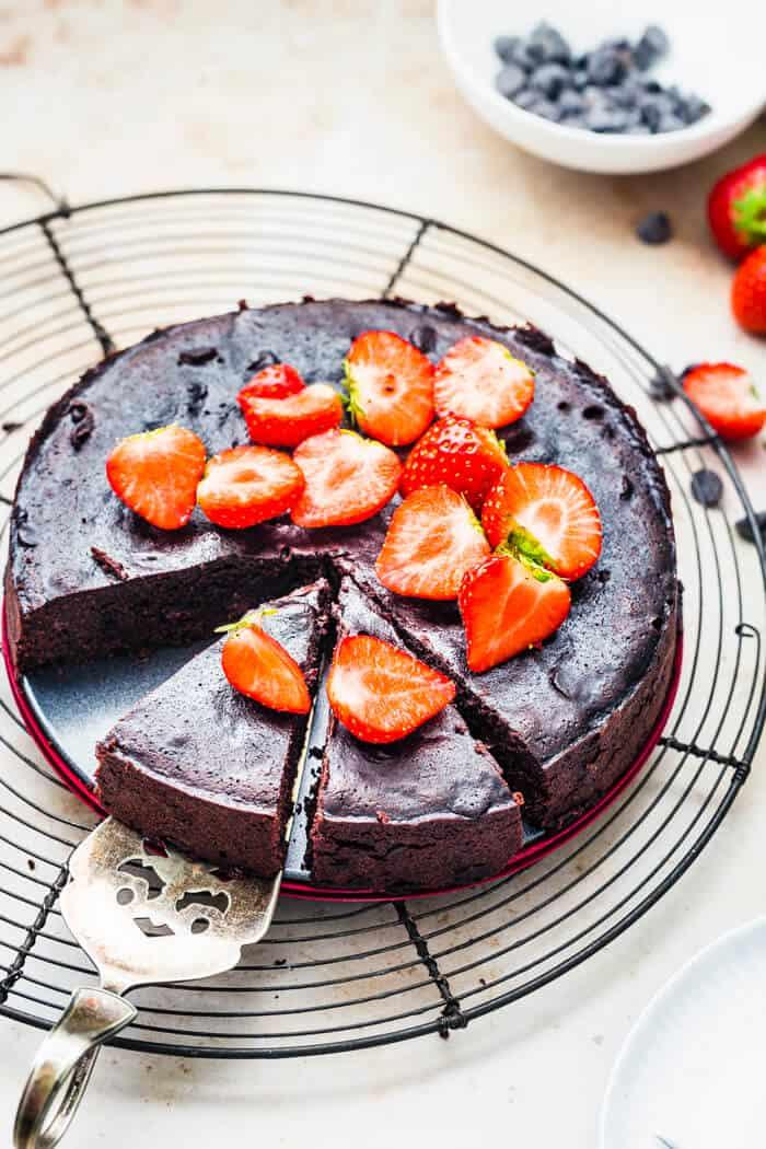 Instant Pot Brownie recipe