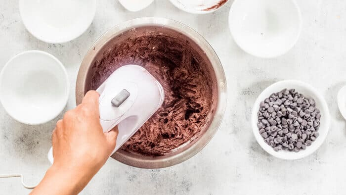 How to make instant pot brownies - step by step