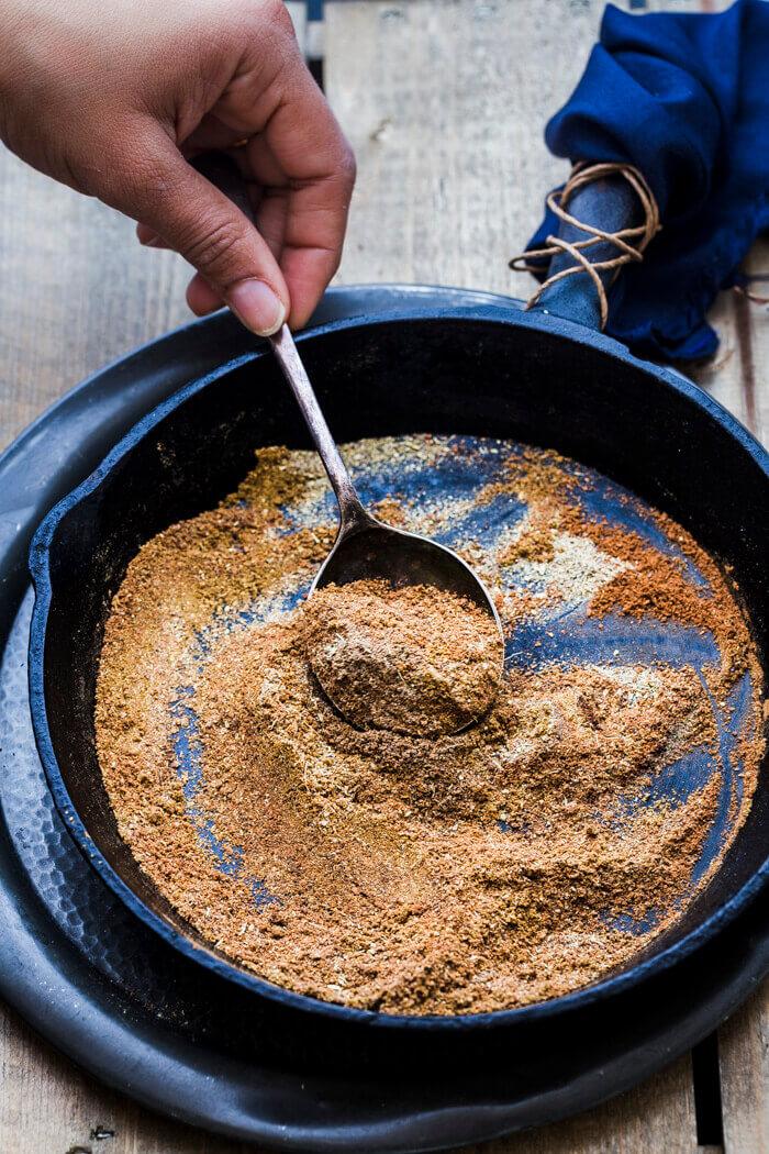garam marsala spice mix