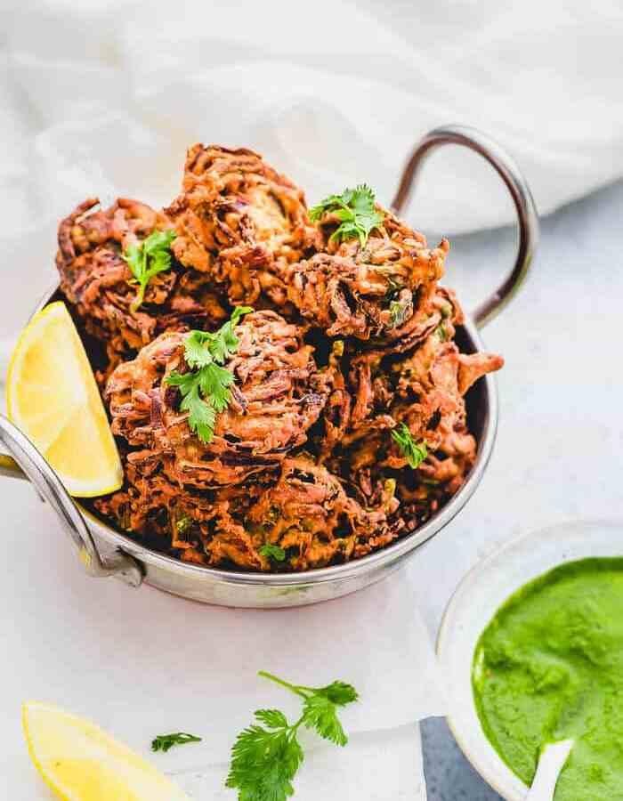 Onion Bhaji recipe image