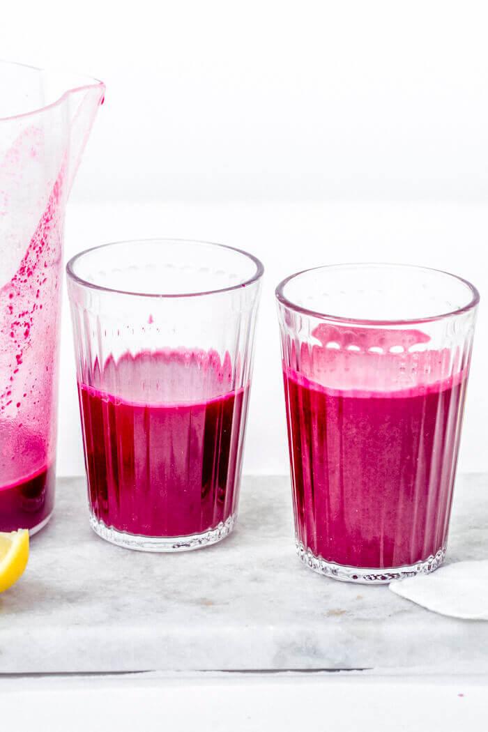 Immune Boosting Beetroot Carrot Apple Juice recipe image