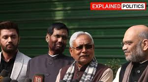 Bihar Assembly Election 2020 Date: Why are NDA allies LJP, JD(U) in a  tussle; what stops BJP from taking a side?
