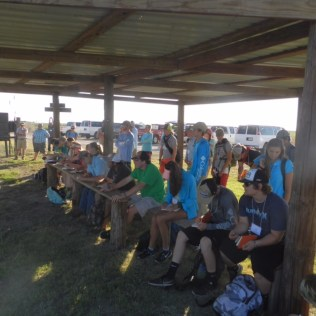 Texas Conservation Camp, Texas Chapter of The Wildlife Society