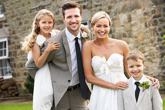 Top 10 Ideas For Blended Family Weddings