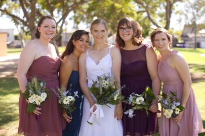 Downtown San Diego Central Library Wedding Images 1471
