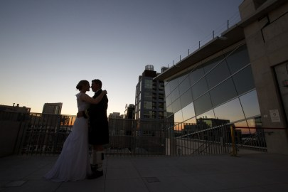 Downtown San Diego Central Library Wedding Images 1531