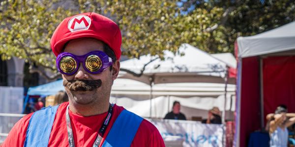 MFSD 2018 Mario