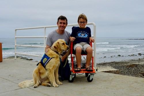 open source power chair - Vaughn family.