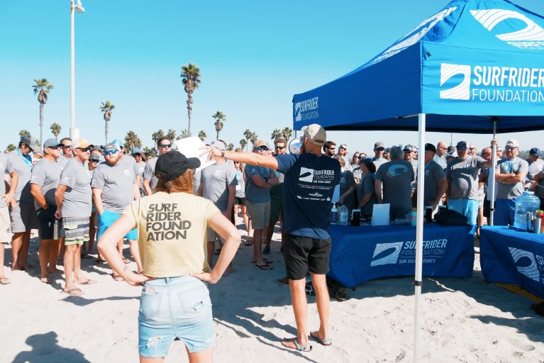 Our Beach Cleanup Program