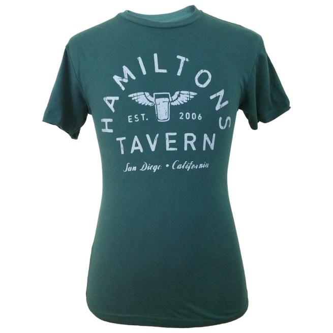 Hamilton's TaveHamilton's Taven Mens Shirtn Mens Shirt