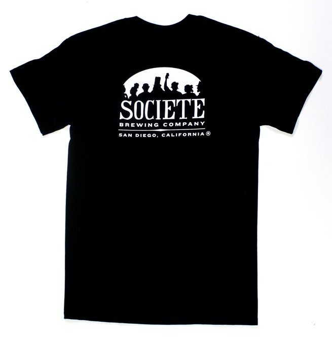 Societe Brewing Company Tee