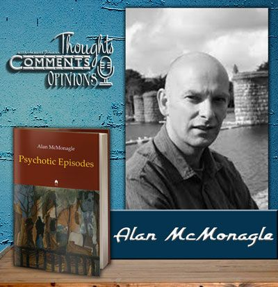 Alan McMonagle on Satisfaction, Short Stories & A Reading
