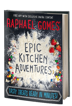 Epic Kitchen Adventures: Tasty Treats Ready in Minutes!